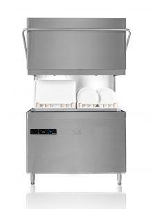 DC Warewashing & Icemaking Systems' Optima Double-hood Passthrough Dishwasher – OD1450AD