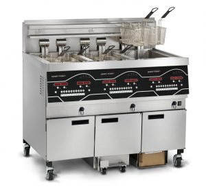 Jestic Foodservice Equipment - Henny Penny EEE-143 Evolution Elite with Smart Touch Filtration