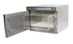 Regale Microwave Ovens - Panasonic NE 1878 & Microsave CPS3A Cavity Liner