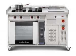 Target Catering Equipment - TR-E+ induction range