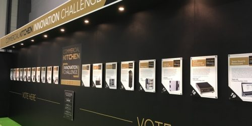 Commercial Kitchen Innovation Challenge Gallery