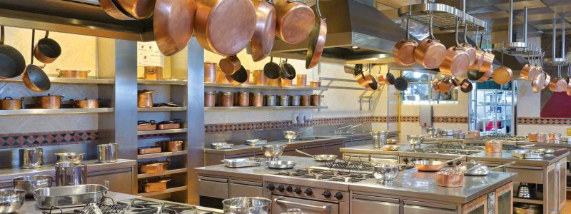Commercial Kitchen survey